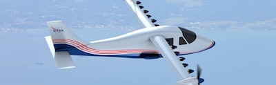 NASA electric research plane gets X number, new name