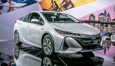 Toyota: big gains from downsizing PM motor