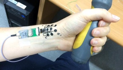 Electronic tattoo has many potential applications