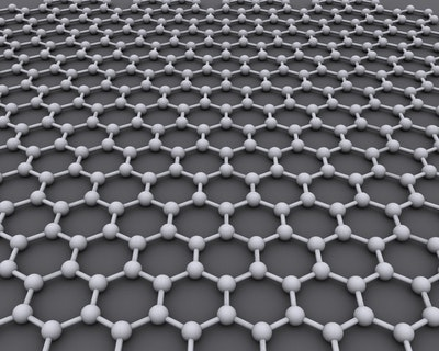 Novel self-assembly can tune the electronic properties of graphene