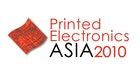 Printed Electronics Asia 2010