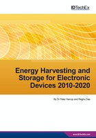 Energy Harvesting and Storage for Electronic Devices 2010-2020