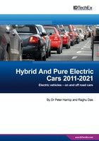 Hybrid And Pure Electric Cars 2011-2021