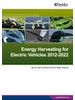 Energy Harvesting/Regeneration for Electric Vehicles Land, Water & Air 2012-2022