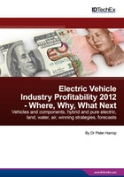 Electric Vehicle Industry Profitability 2012 - Where, Why, What Next