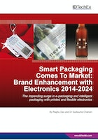 Smart Packaging Comes To Market: Brand Enhancement with Electronics 2014-2024
