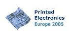 Printed Electronics Europe 2005