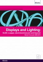 Displays and Lighting: OLED, e-paper, electroluminescent and beyond