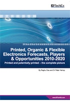 Printed, Organic & Flexible Electronics Forecasts, Players & Opportunities 2010-2020