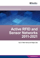 Active RFID and Sensor Networks 2011-2021