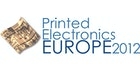 Printed Electronics Europe 2012