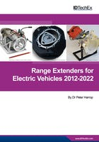 Range Extenders for Electric Vehicles Land, Water & Air 2012-2022