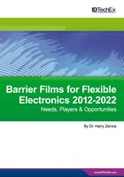 Barrier Films for Flexible Electronics 2012-2022