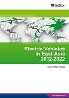 Hybrid and Electric Vehicles in East Asia 2012-2022: Forecasts, Players, Opportunities