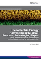 Piezoelectric Energy Harvesting 2013-2023: Forecasts, Technologies, Players