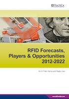 RFID Forecasts, Players and Opportunities 2012-2022