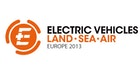 Electric Vehicles Land, Sea & Air Europe 2013