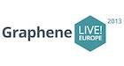 Graphene LIVE! Europe 2013