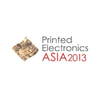 Printed Electronics Asia 2013 - Conference Proceedings Only