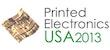 Printed Electronics USA 2013
