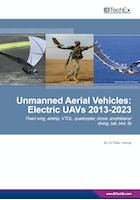 Unmanned Aerial Vehicles: Electric UAVs 2013-2023