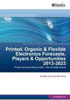 Printed, Organic & Flexible Electronics: Forecasts, Players & Opportunities 2013-2023