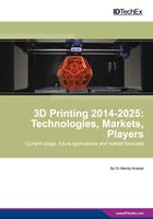3D Printing 2014-2025: Technologies, Markets, Players