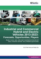 Industrial & Commercial Hybrid & Pure Electric Vehicles 2013-2023: Forecasts, Opportunities, Players