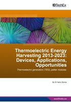 Thermoelectric Energy Harvesting 2013-2023: Devices, Applications, Opportunities