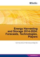 Energy Harvesting and Storage 2014-2024: Forecasts, Technologies, Players