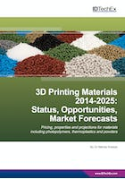 3D Printing Materials 2014-2025: Status, Opportunities, Market Forecasts