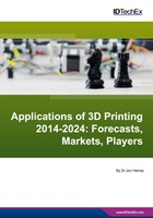 Applications of 3D Printing 2014-2024: Forecasts, Markets, Players