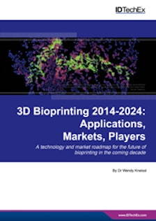 3D Bioprinting 2014-2024: Applications, Markets, Players
