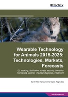 Wearable Technology for Animals 2015-2025: Technologies, Markets, Forecasts