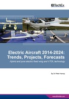Electric Aircraft 2014-2024: Trends, Projects, Forecasts