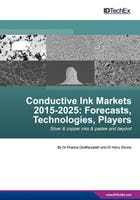 Conductive Ink Markets 2015-2025: Forecasts, Technologies, Players