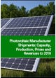 Photovoltaic Manufacturer Shipments: Capacity, Price & Revenues 2013/2014