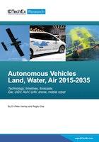 Autonomous Vehicles Land, Water, Air 2015-2035