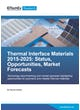 Thermal Interface Materials 2015-2025: Status, Opportunities, Market Forecasts