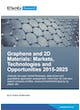 Graphene and 2D Materials: Markets, Technologies and Opportunities 2015-2025