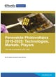 The Rise of Perovskite Solar Cells 2015-2025