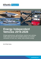 Energy Independent Vehicles 2016-2026