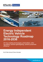 Energy Independent Electric Vehicle Technology Roadmap 2016-2036