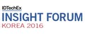 Business and Technology Insight Forum. Korea 2016