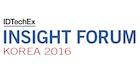 Business and Technology Insight Forum. Korea 2016