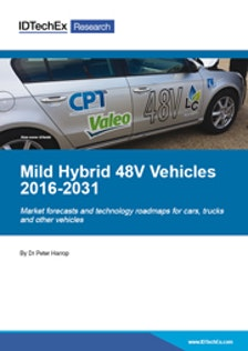Mild Hybrid 48V Vehicles 2016-2031