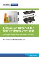 Lithium-ion Batteries for Electric Buses 2016-2026