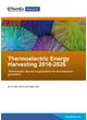 Thermoelectric Energy Harvesting 2016-2026