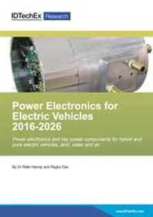 Power Electronics for Electric Vehicles 2016-2026