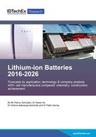 Lithium-ion Batteries 2016-2026
